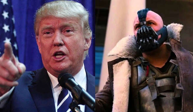 Donald Trump Quotes Bane From The Dark Knight Rises In Inauguration Speech