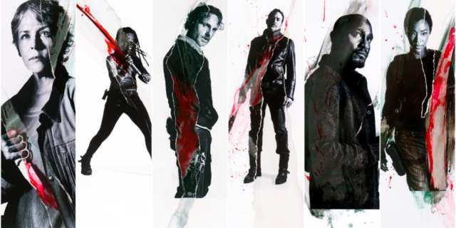 twd characterposters