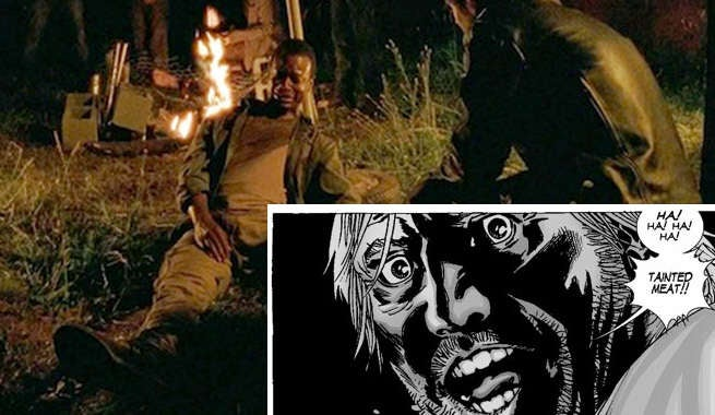 TWD Tainted Meat
