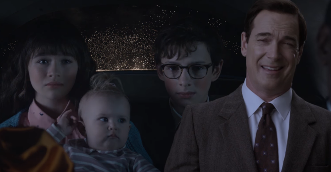 Lemony Snicket Warns Fans To 'Look Away' In New Series Of Unfortunate Events Teaser