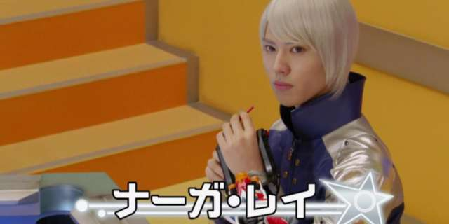 Upcoming Super Sentai Series Previews Fight Scenes, New Megazord In Extended Promo [HD] screen capture