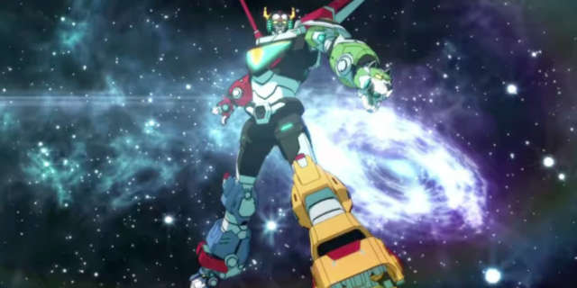 Voltron Legendary Defender Season 2 Trailer