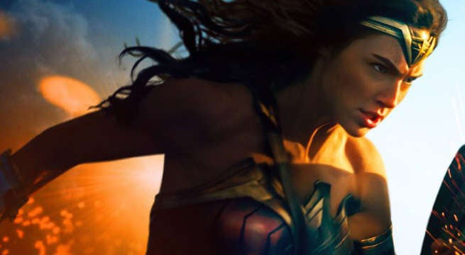 New Wonder Woman Concept Art On Display In Museum