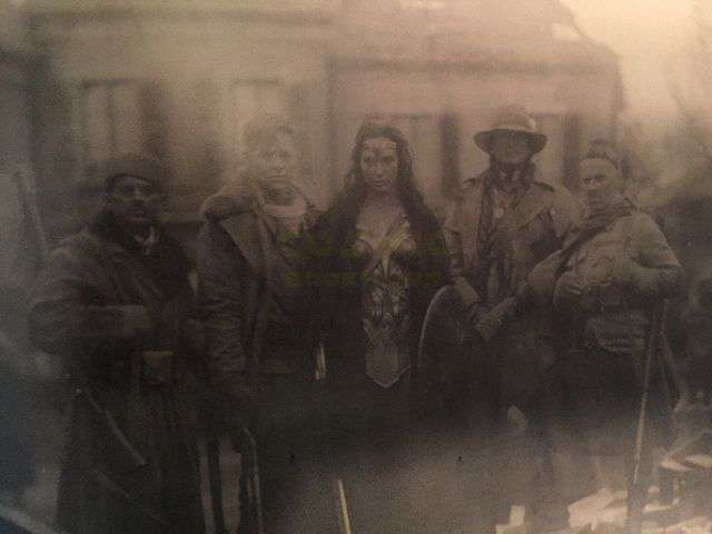 wonder woman photo