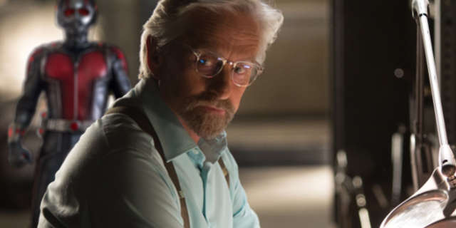 Ant Man and the Wasp Production Start Michael Douglas