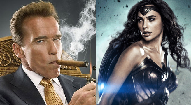 Is Arnold Schwarzenegger Up For A Wonder Woman Role?
