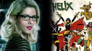 arrow felicity helix