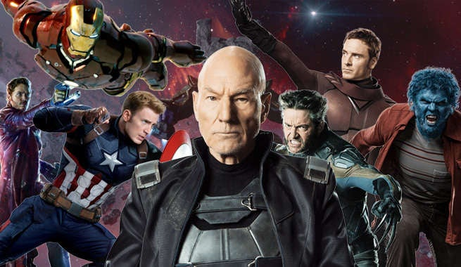 Patrick Stewart Issues Challenge To The Avengers From X-Men