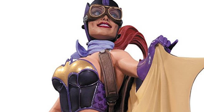 Batgirl-Bombshells