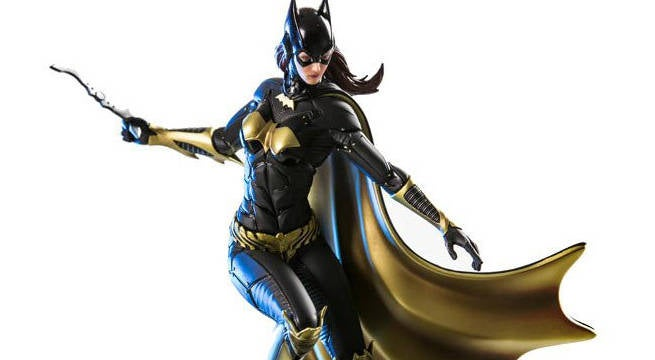 Batgirl-Iron-Studios