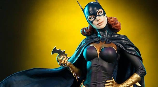 Batgirl-Sideshow-Statue