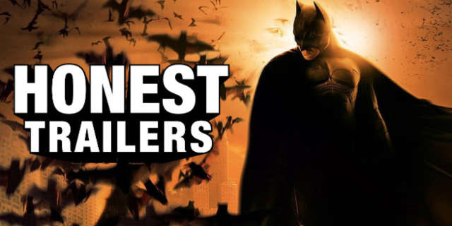 batman begins honest trailers