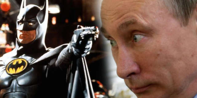 batman michael keaton threatens batsuit again vladimir putin