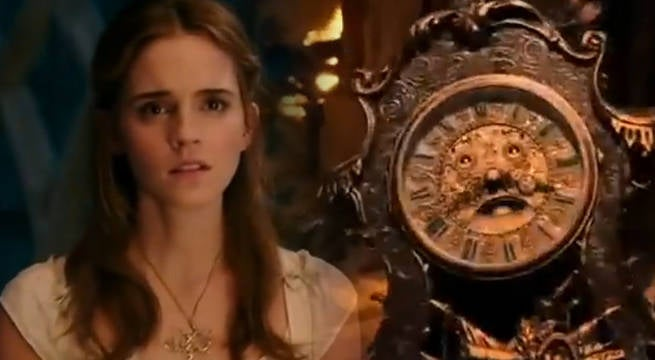 Beauty And The Beast TV Spots Spotlight Lumiere And Cogsworth
