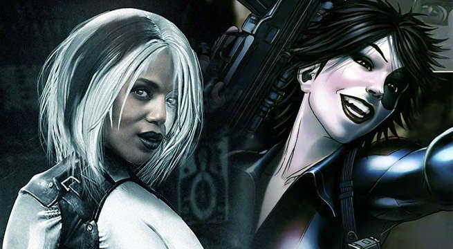 This Is What Kerry Washington Could Look Like As Domino