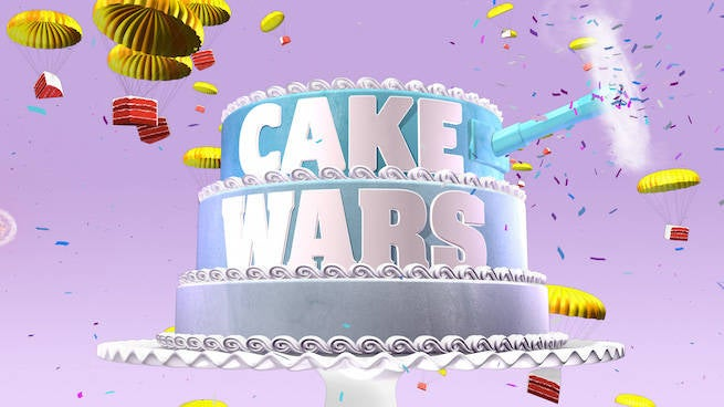 Cake Wars: The Best Geek-Themed Episodes