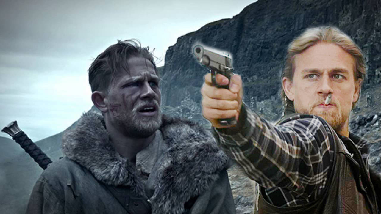 Charlie Hunnam Compares King Arthur To Sons Of Anarchy