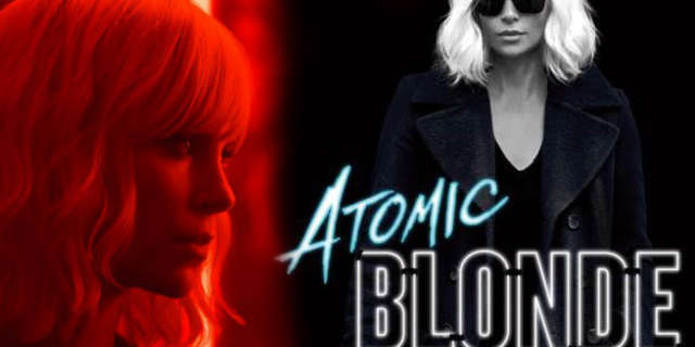 charlize theron atomic blonde david leitch deadpool 2 john wick director the coldest city