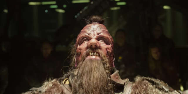 Chris Sullivan as Taserface in Guardians of the Galaxy vol 2 2