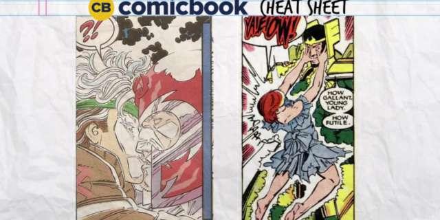 ComicBook Cheat Sheet Rogue screen capture