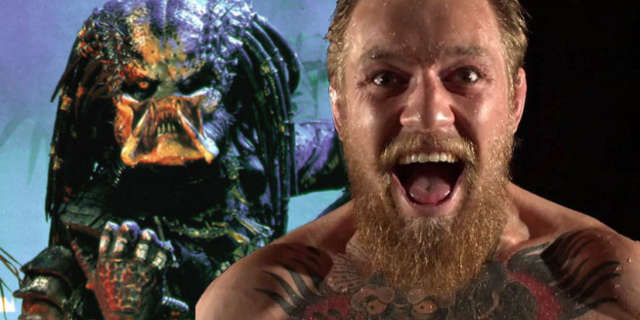 conor mcgregor not up for lead predator role