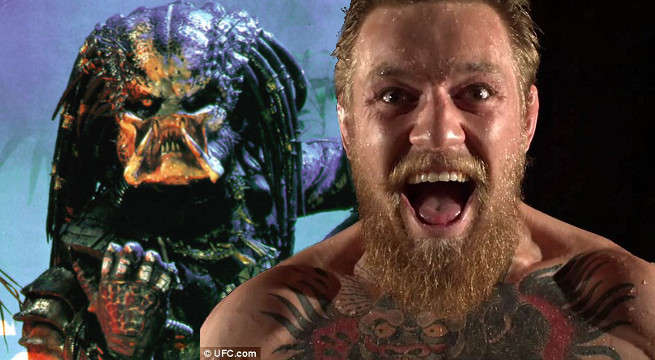 Predator Director Comments On UFC's Connor McGregor Possible Involvement
