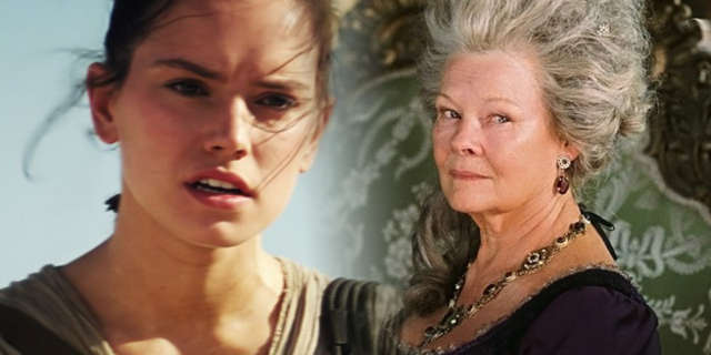 daisy-ridley-judi-dench-star-wars