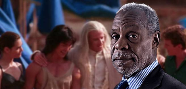 Mortal Kombat Movie Almost Featured Danny Glover