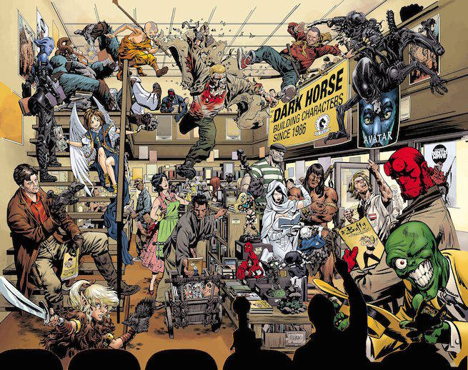 Dark Horse to Publish Mystery Science Theater 3000 Comics