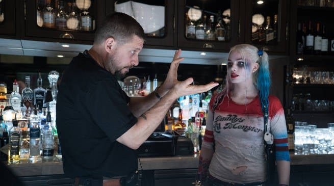 David Ayer Responds to Suicide Squad Oscars Win