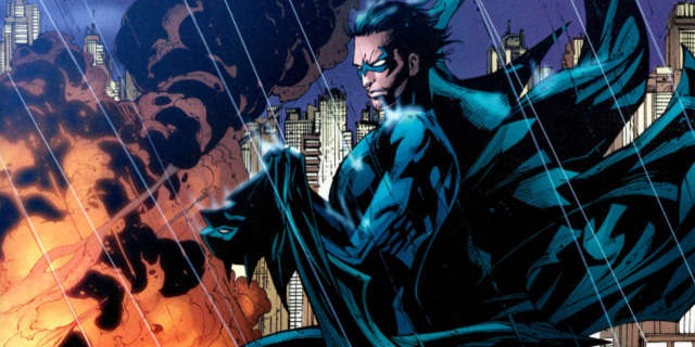 DCEU Nightwing Replaces Ben Affleck's Batman