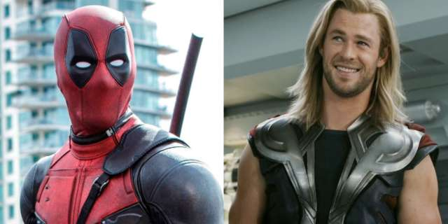 Deadpool-Thor