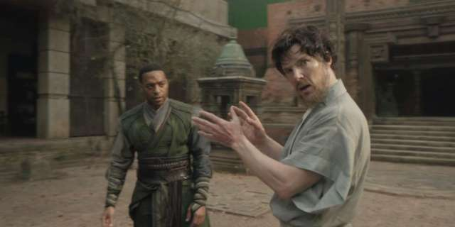Doctor Strange Gag Reel - Bloopers & Outtakes [HD] screen capture
