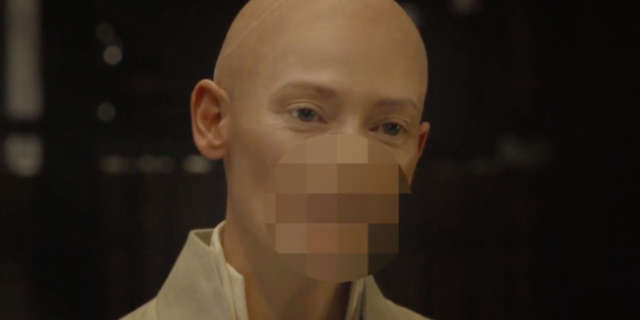 doctor strange unnecessary censorship