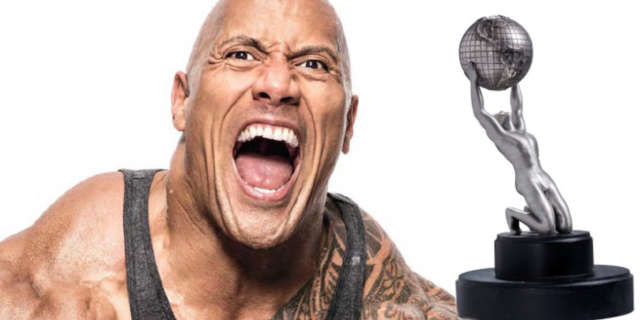 dwayne the rock johnson wins 2017 naacp image award entertainer of the year