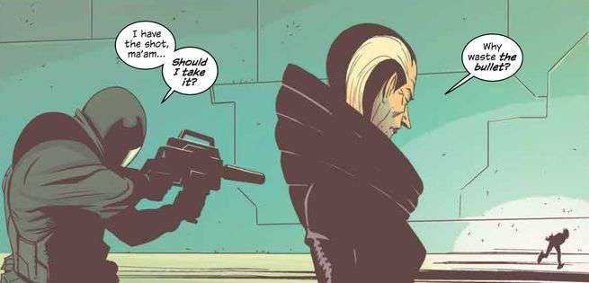 East of West #31 - A Bullet