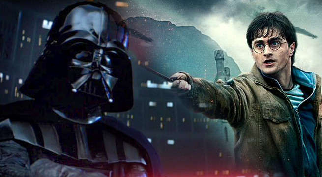 Harry Potter Vs. Darth Vader? Emma Watson Knows Who Would Win