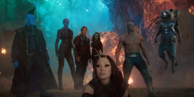 Facts We Learned on the Guardians of the Galaxy vol. 2 Set