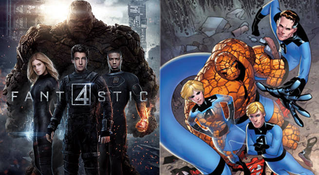 20th Century Fox Stills Plans On A Great Fantastic Four Movie