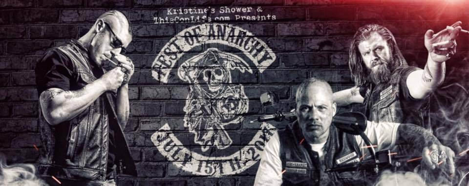 Sons Of Anarchy: Tickets And Stars Announced For First-Ever Festival Of Anarchy