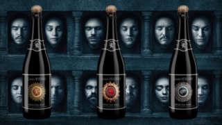Game of Thrones Bend The Knee Golden Ale