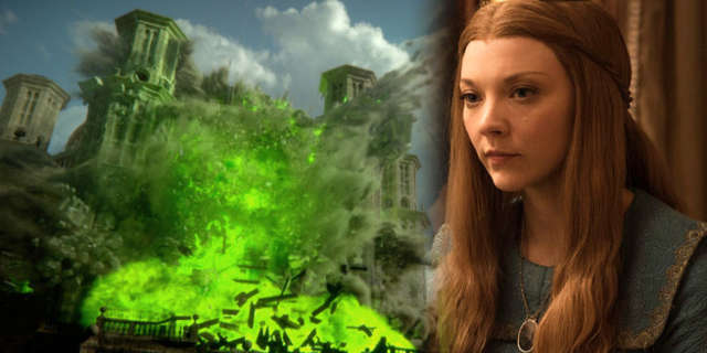 Game Of Thrones Natalie Dormer Reflects Margaery Tyrell Last Moments Wildfire Death