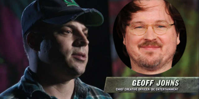 Geoff Jons Welcomes Matt Reeves to The Batman