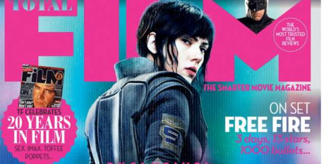 Ghost in the Shell Total Film