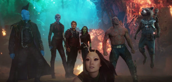 Guardians Of The Galaxy Vol 2 Director Says It's A Self-Enclosed Story