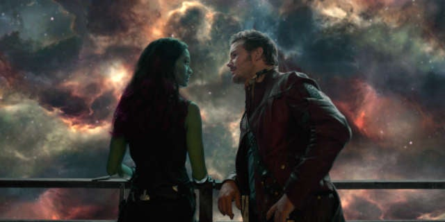 Guardians-of-the-Galaxy-Star-Lord-Gamora-Wallpaper