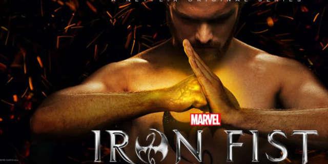 Iron Fist Banner Marvel Netflix