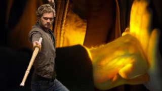 Iron Fist Finn Jones Recalls His Painful On-Set Injuries