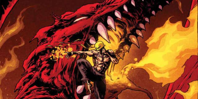 Iron Fist Shao Lao The Dragon Marvel Netflix