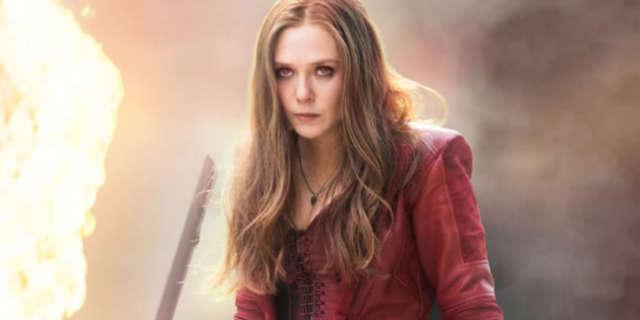 Iron vs Scarlett Witch MCU